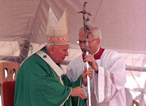 1997 : Jean Paul II au Brésil